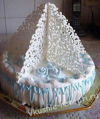 торт черемуховый фото