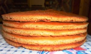 торт медовый в домашних условиях фото