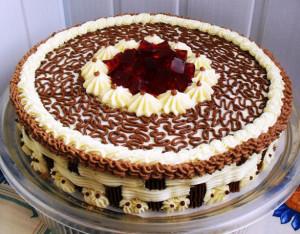 торт на день рожденья фото