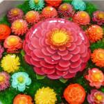 желейный торт фото
