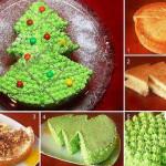 торт Новогодняя елка фото