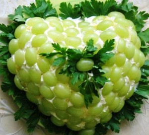 салат тифанни фото