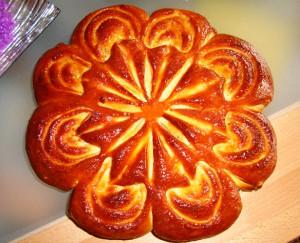 красивые пироги фото