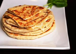 хачапури на сковороде с сыром фото