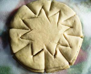 оформление пирогов рецепт с фото