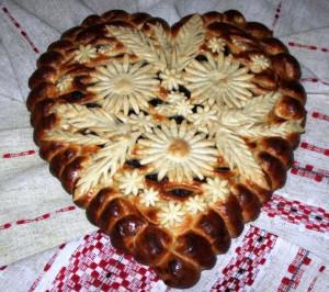 пирог с цветами рецепт с фото