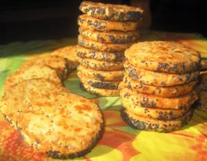 Соленое печенье фото