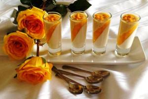 десерт Манговое Наслаждение фото