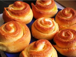 французские булочки фото