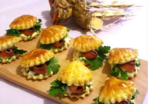 Морские ракушки – кулинарный рецепт