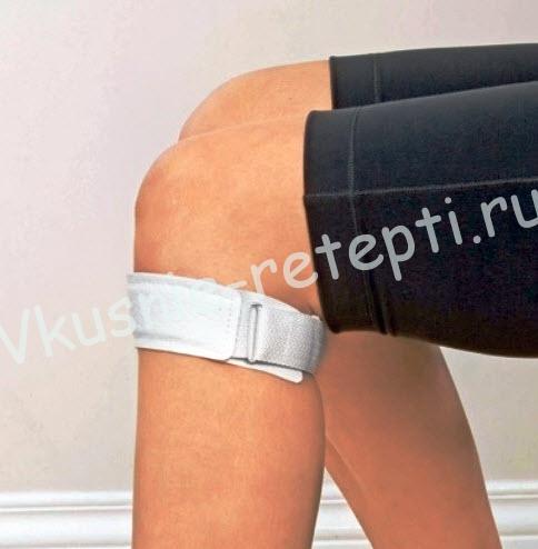 Магнитный наколенник Bradex Knee Strap (Брадекс Ни Страп)
