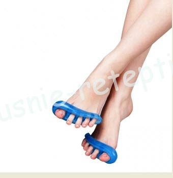 Массажное средство для пальцев ног Pampered Finger