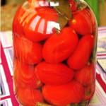 пряные помидоры рецепт с фото