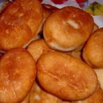 Тесто для пышных пирожков фото