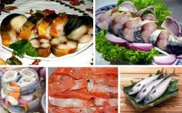 Лучшие рецепты засолки рыбы фото