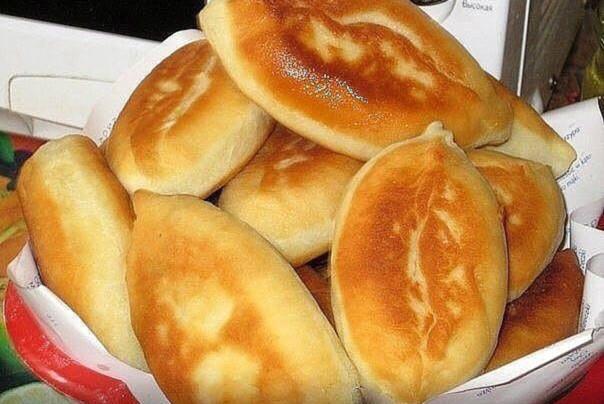 Пирожки с картошкой — бомба