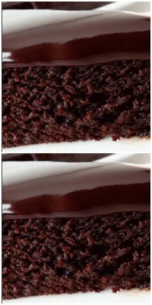 Изумительный шоколадный манник