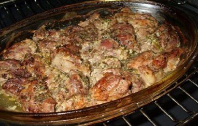 Нежнее мяса вы не пробовали — ароматное мясо по-грузински! И ни чем не хуже шашлыка на природе