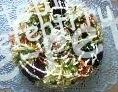 Салат с колбасой Веселый фото
