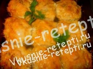 куриные котлеты рецепт, фото