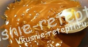 Как приготовить мастику для торта, пошагово,подогретый мед, фото
