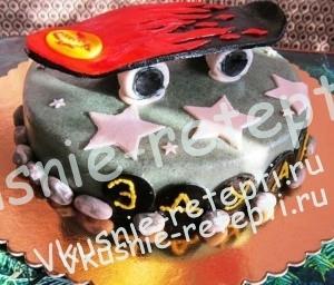 киевский детский торт для мальчиков фото