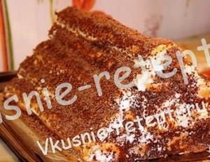 Как приготовить торт  Монастырская  изба, рецепт сфото