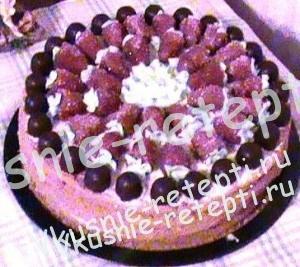 торт медовый домашний со сгущенкой, фото