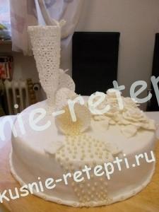 свадебный торт черепаха