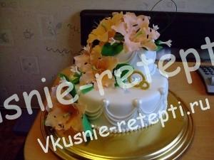 Муравейник торт свадебный