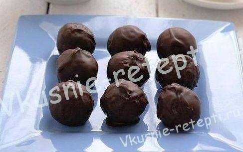 шоколадный десерт, фото