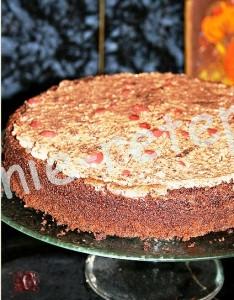 торт пьяная вишня, фото