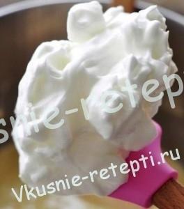 пошаговое приготовление бисквитного торта