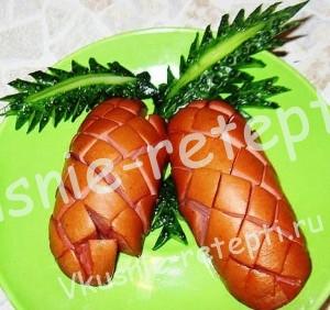 праздничные закуски, фото