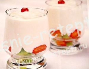 йогурт домашний