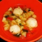 Суп для детей, фото