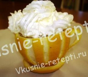 Детский десерт  сладкая кружечка