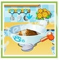 Бесплатная игра для девочек - Сделать тыквенный хлеб