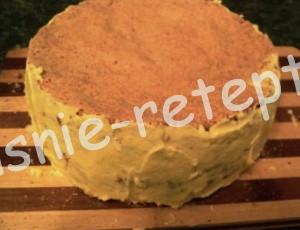 торт киевский, фото