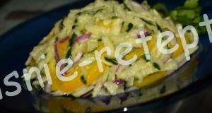 овощной салат для похудения, салаты для похудения