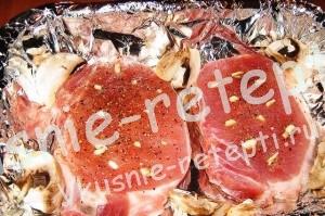 рецепт из свинины