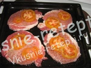 рецепт с свининой, фото