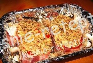 рецепт с свининой