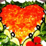салат быстрый и вкусный, фото