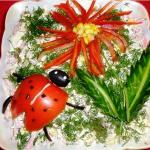 салат Весна, фото