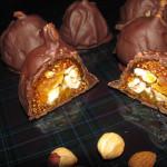 шоколадные конфеты, фото