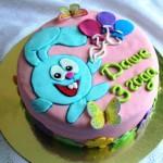 торт детский для девочки, фото