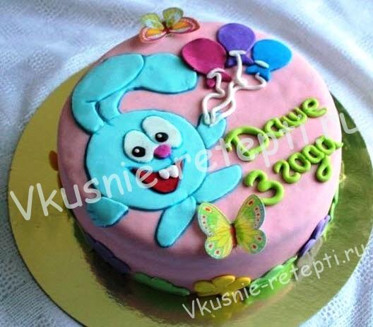 Детские торт своими руками фото 988