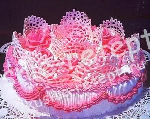 Как сделать айсинг для торта