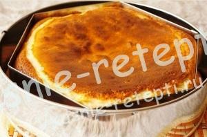 творожный чизкейк рецепт, фото
